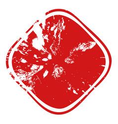thin stamp grunge4 1 00 vector image