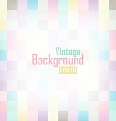 Vintage BG VT vector image vector image