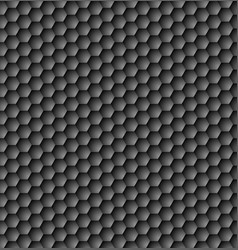 black carbon realistic for creative design vector image vector image