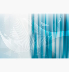Abstract blur business background design vector