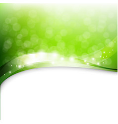 eco green background vector image