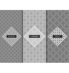 Luxury design elements frame vector image vector image
