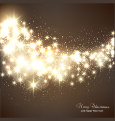 Christmas elegant snowflakes background vector