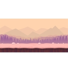 Game background 2d application design vector