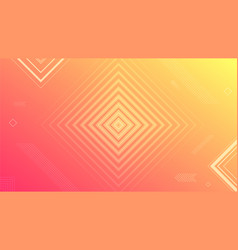 gradient background with geometric abstract design vector image