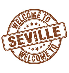 Welcome to seville vector
