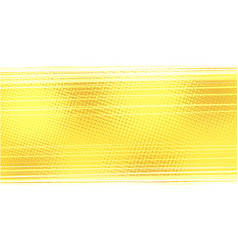 yellow shaded gradient background vector image
