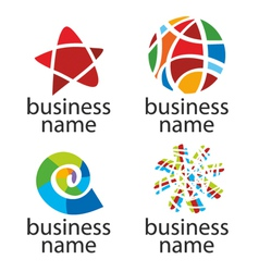 tourism logo vector image