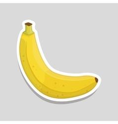 Banana icon design vector