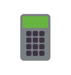 Keypad numbers object vector