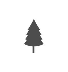 tree icon graphic design template vector image