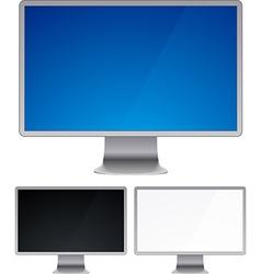 Futuristic display vector