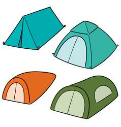 Set of tent vector
