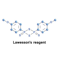 Lawessons reagent is a chemical vector