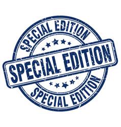 Special edition vector