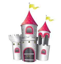 A big palace vector image vector image