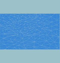 blue background internet web concept vector image