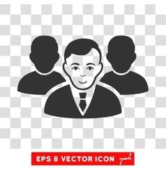Team EPS Icon vector