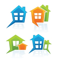 my sweet home vector image vector image