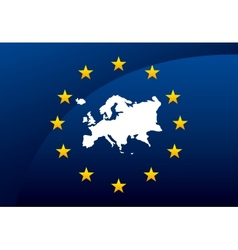 union european vector image vector image
