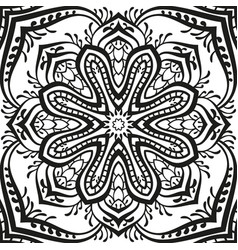 coloring book vector image