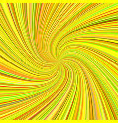 Geometric spiral background from spinning rays vector
