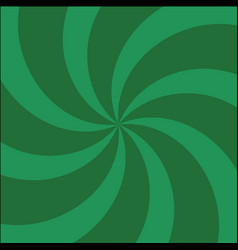 green and light-green twirl background with vector image