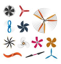 Propeller fan fan propeller vector