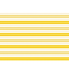 Yellow White Stripes Background vector image vector image