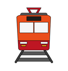 means of transportation icon vector image