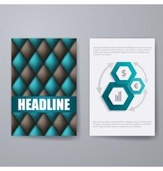 Set of Brochure Flyer Design vector