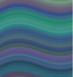 Smooth wave background in pastel tones vector