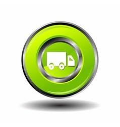 Truck icon vector