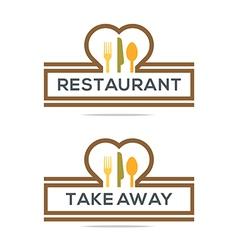 Besteck Love Kitchen Set Utensils Restaurant vector