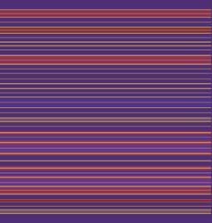 vibrant red purple and gold dense striped design vector image