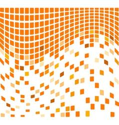Wave mosaic vector