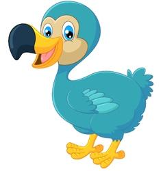 dodo bird vector image vector image