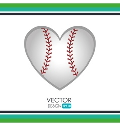 Baseball icon design vector