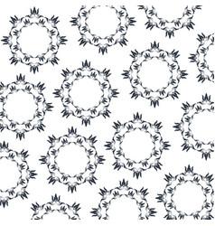 Decorative elegant classic heraldry seamless vector