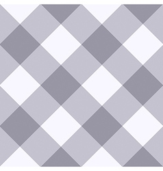 Lilac Gray White Diamond Chessboard Background vector