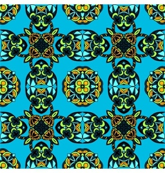 Seamless Pattern geometric vector image