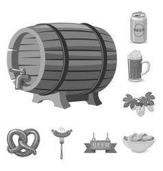 Design pub and bar icon set pub and vector