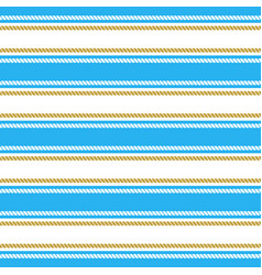 seamless pattern with stripes and chains ongoing vector image