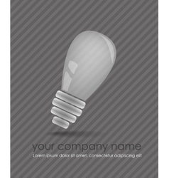 idea web icon design element vector image