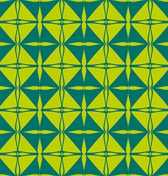 Quiet green pattern vector image