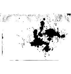 Paint splash isolated texture background design vector