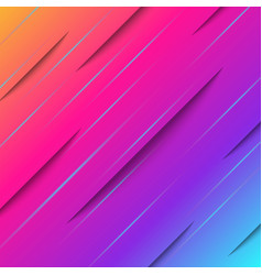abstract gradient minimal style background banner vector image