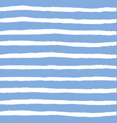 Tile pattern with blue and white stripes vector