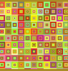 geometric abstract modern vivid vector image