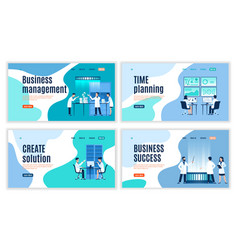 Management strategy sites abstract consulting and vector